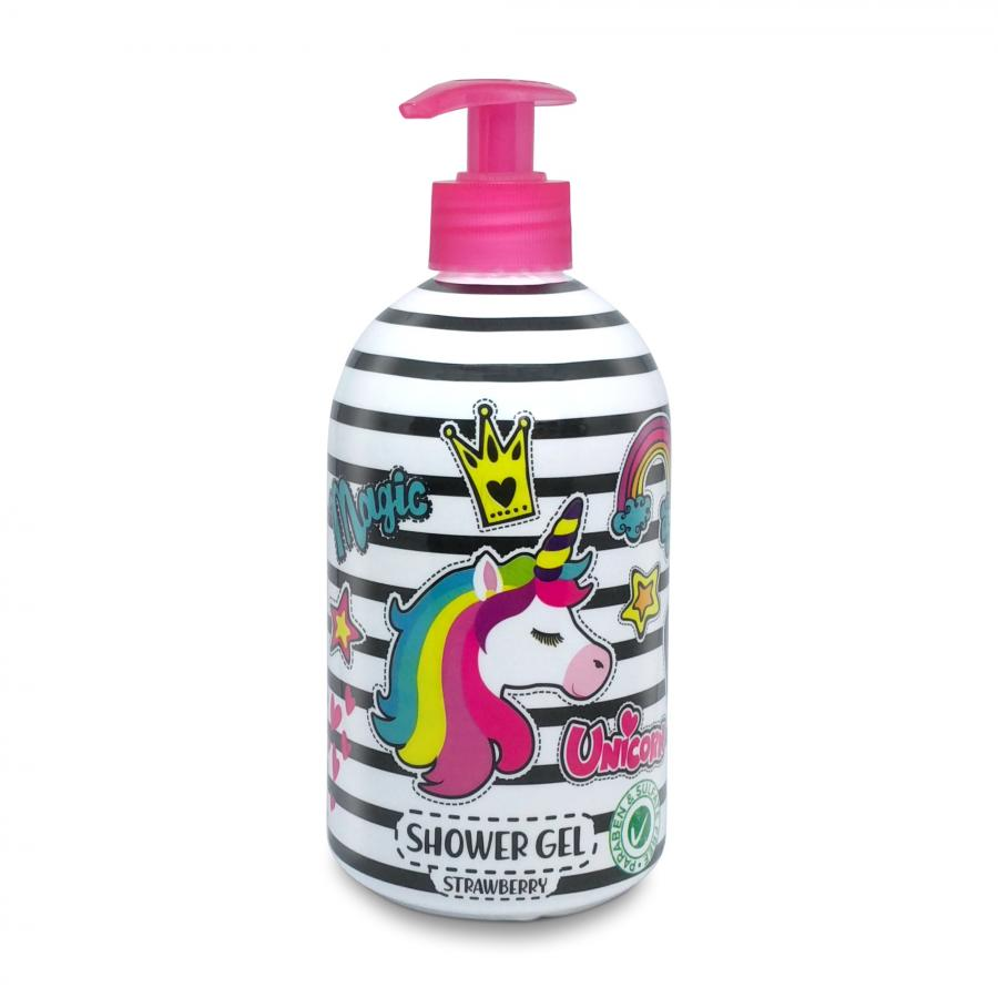 Magic Unicorn sprchový gél 500ml.